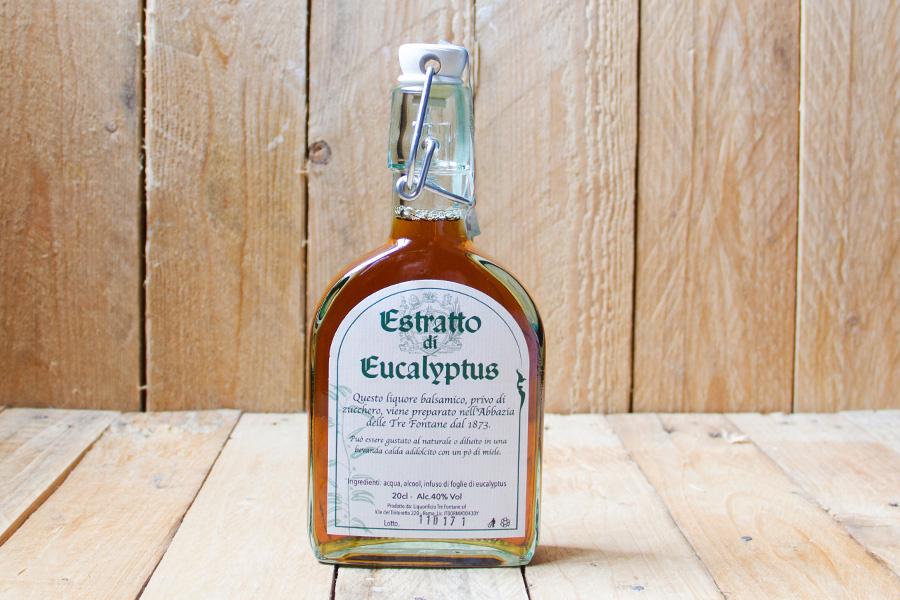 Estratto di eucalipto