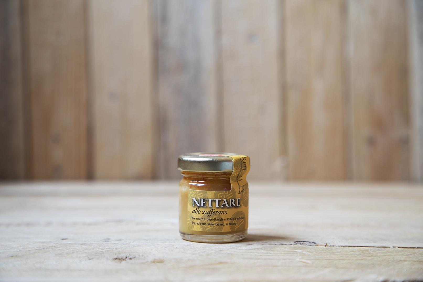 Nettare (miele) allo zafferano