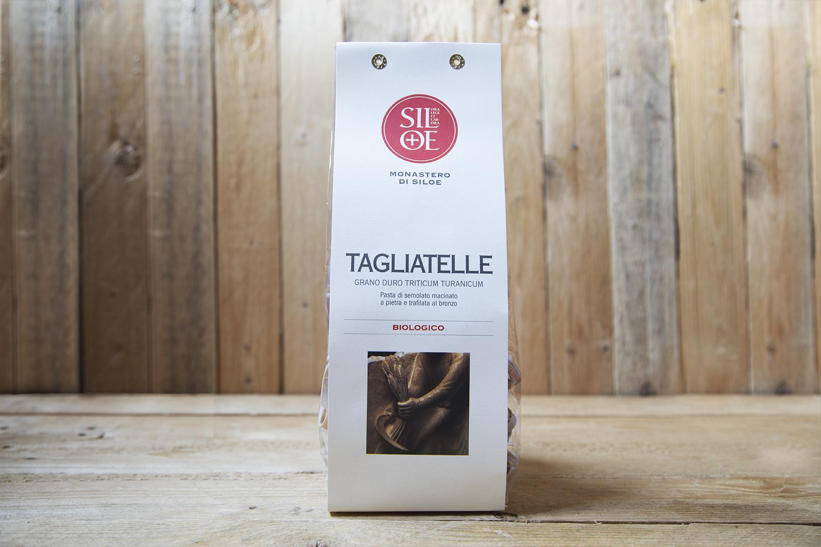 Tagliatelle di grano triticum turanicum BIO