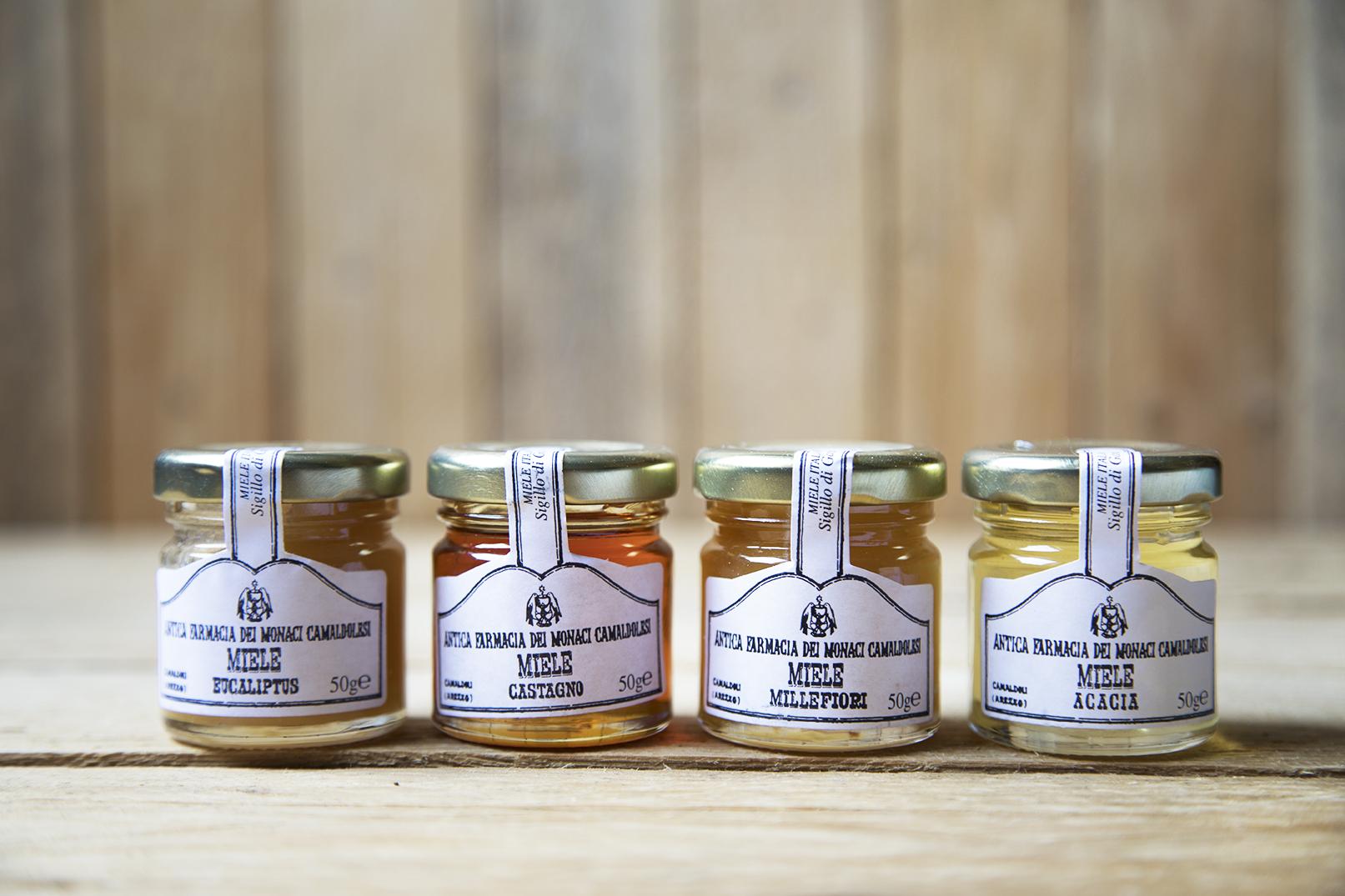 4 tipologie di miele