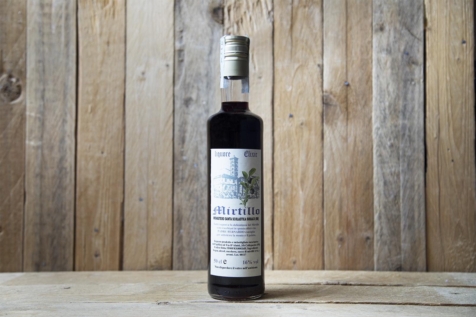 Mirtillo elixir