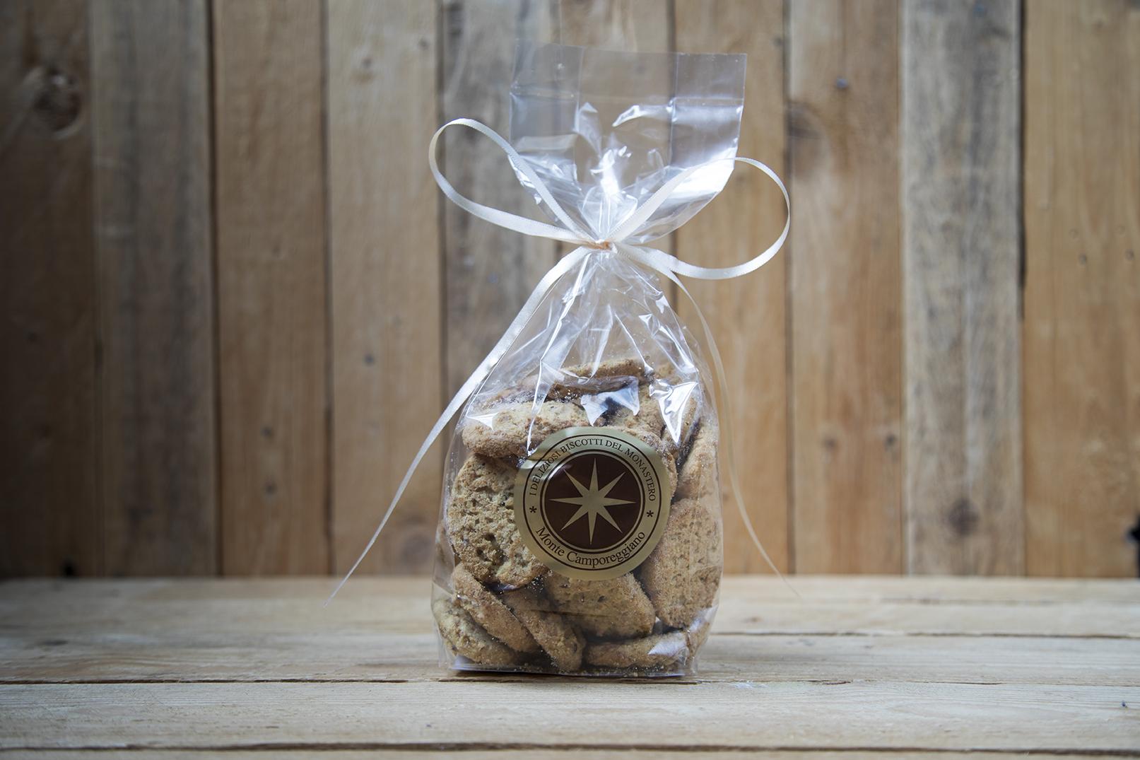 Biscotti integrali alla vaniglia