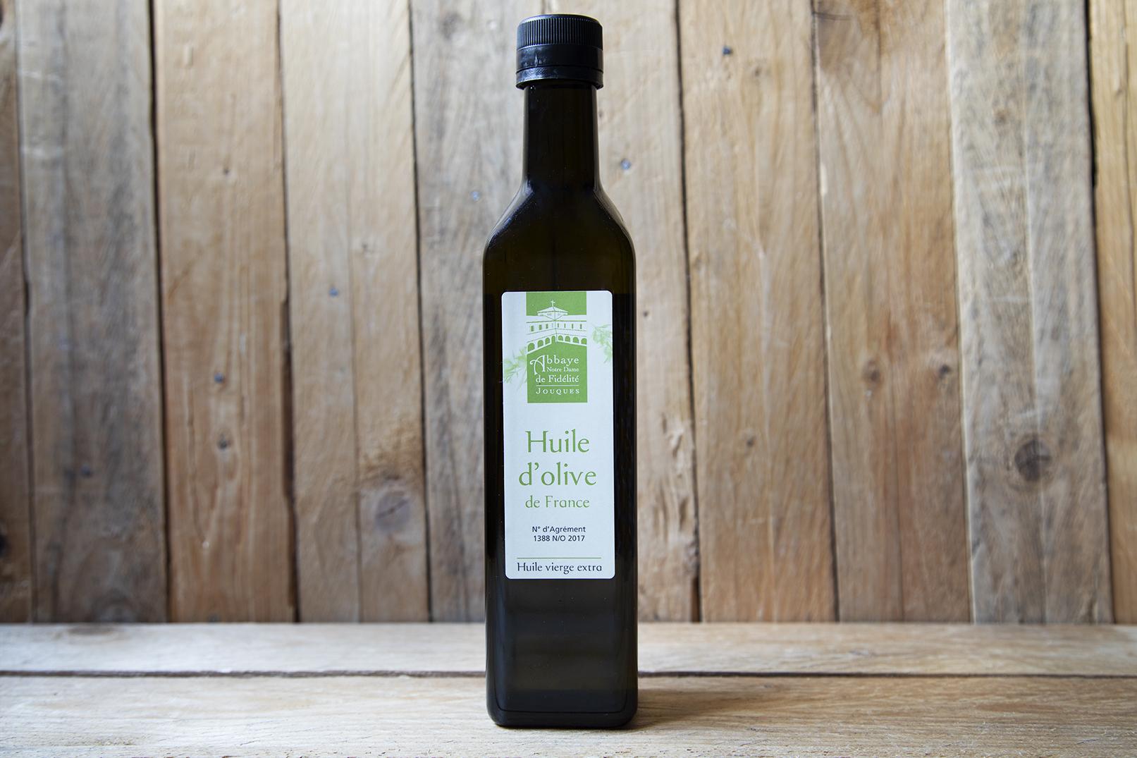 Olio di oliva di Francia