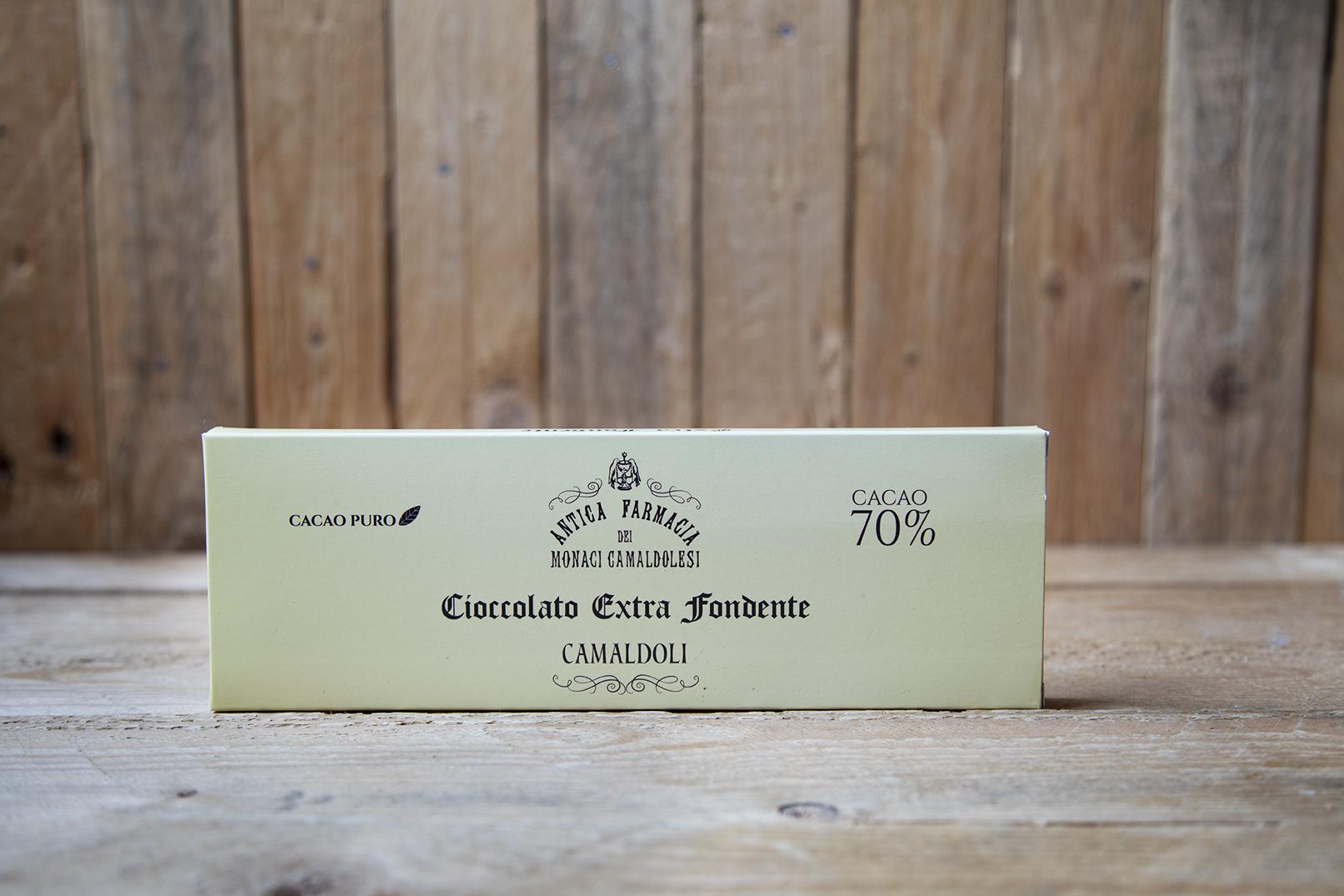 Cioccolato extra fondente 70%