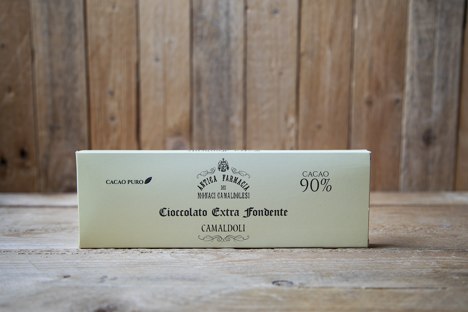 Cioccolato extra fondente 90%