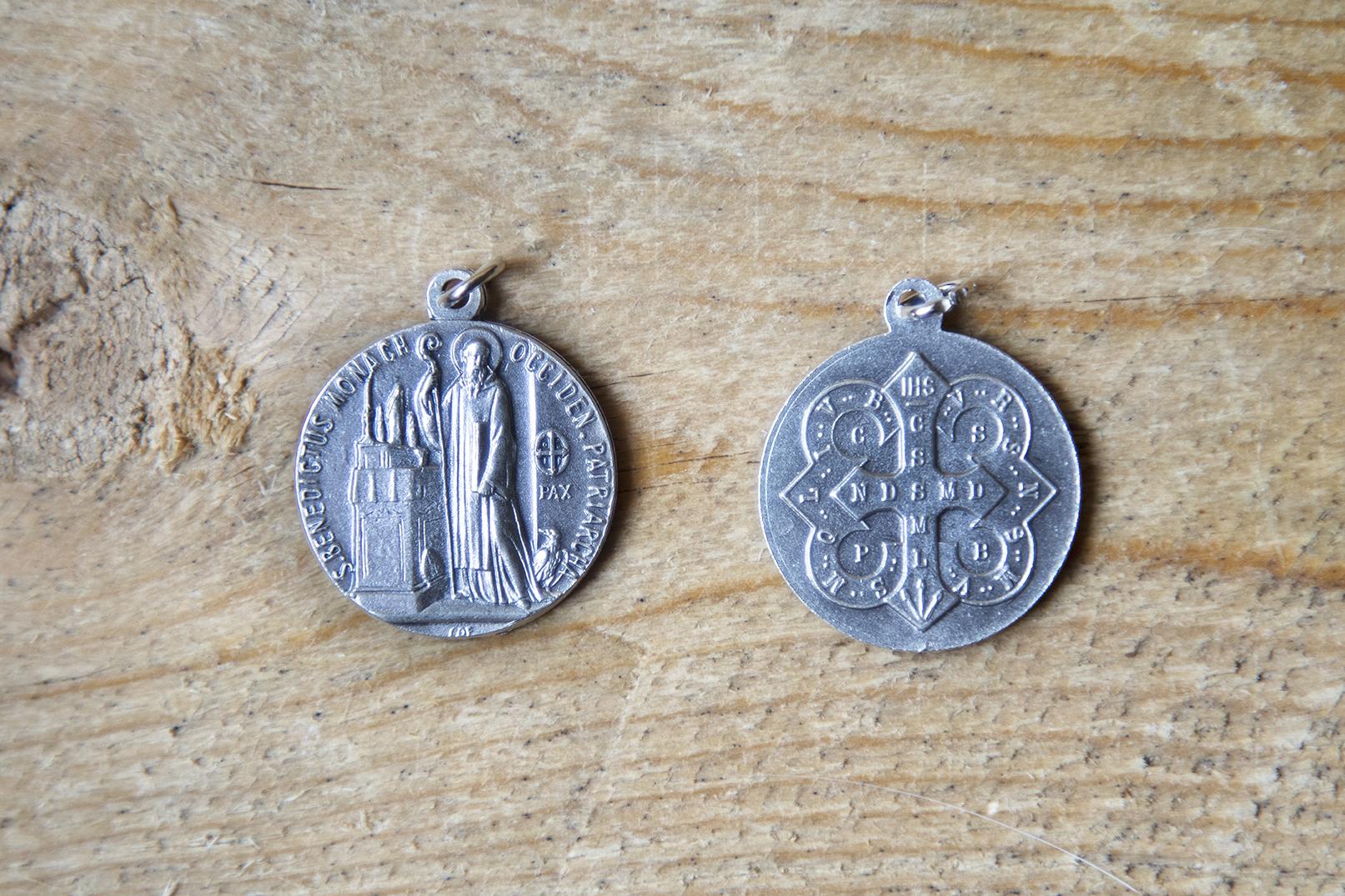 Medaglia di San Benedetto