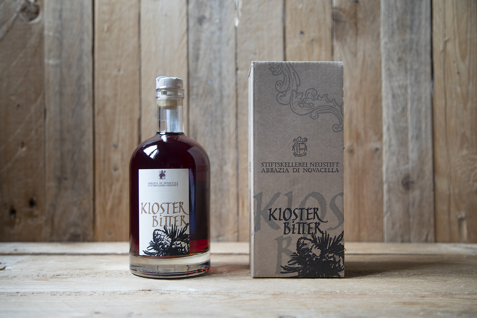 Amaro del chiostro (pino mugo)