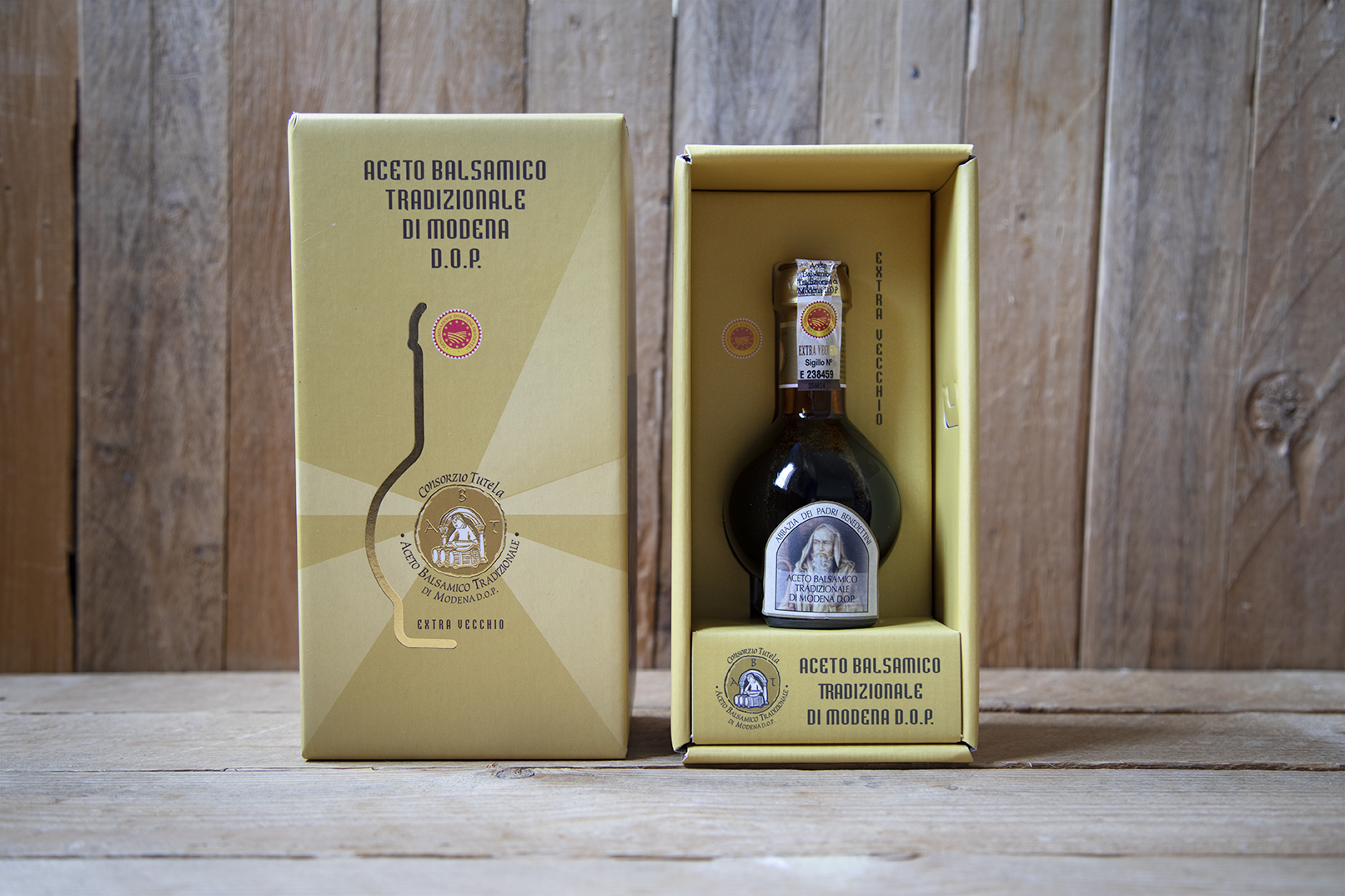 Aceto balsamico tradizionale di Modena DOP extra vecchio
